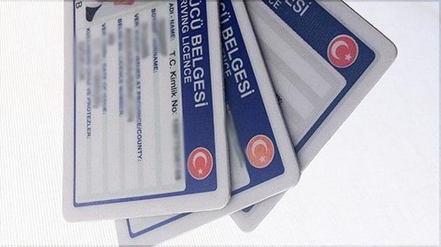 ehliyet-sürücü belgesi
