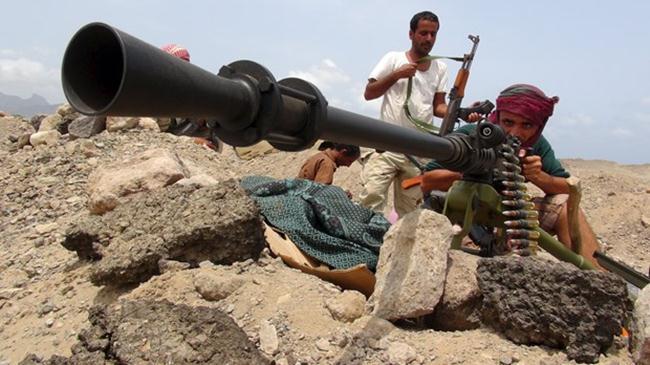 Yemen'de 800 El Kaide militanı öldürüldü
