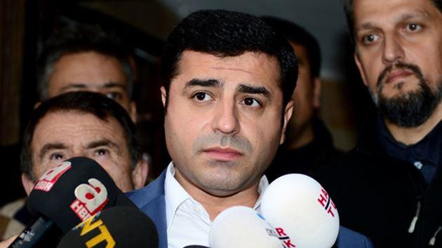 HDP'den koalisyon için 3 şart