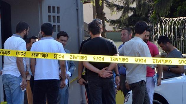 Etiler'de silahlı saldırı: 5 yaralı