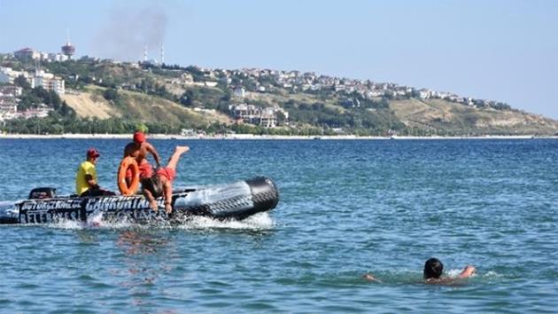 Türkiye'de üç ayda 218 kişi boğuldu