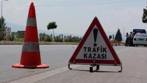 Başakşehir'de korkunç trafik kazası!