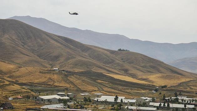 Hakkari Dağlıca'da 3 asker şehit
