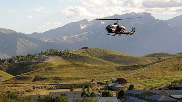 Mardin-Derik-helikopter-asker