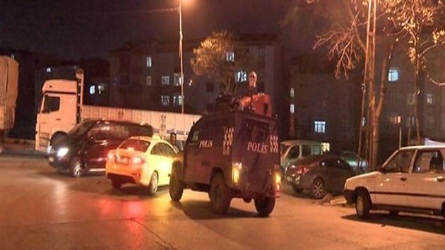 istanbul-bağcılar-polis-saldırı