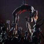 Madonna 57. Grammy Ödülleri'nde yine muhteşem bir performansa imza atıyor. Fotoğrafçı: ROBYN BECK Yer: Los Angeles / ABD Tarih: 8 Şubat 2015
