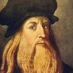 Leonardo Da Vinci aynı anda bir eliyle yazı yazıp diğer eliyle resim yapabiliyordu.