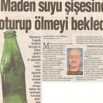 20. Soda şişesiyle intihar eden kederli insanlar