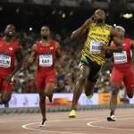 Dünyanın en hızlı adamı ünvanını elinde bulunduran Jamaikalı atlet Usain Bolt, 2015 IAAF Dünya Şampiyonası'nda 100 metre erkekler finalini 9,79 saniyeyle kazanıyor. Fotoğrafçı: OLIVIER MORIN Yer: Pekin / Çin Tarih: 23 Ağustos 2015