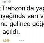 34. Gökkuşağına ateş eden Trabzonlular