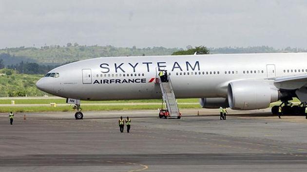 Air France-bomba