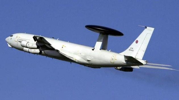 Alman AWACS uçakları