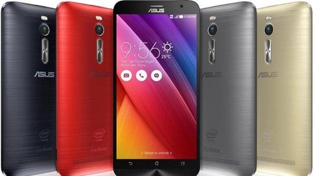 Asus-ZenFone-akıllı telefon