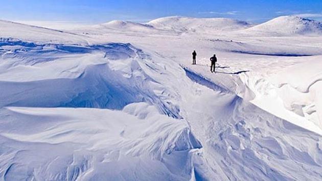 Halti dağı-Norveç