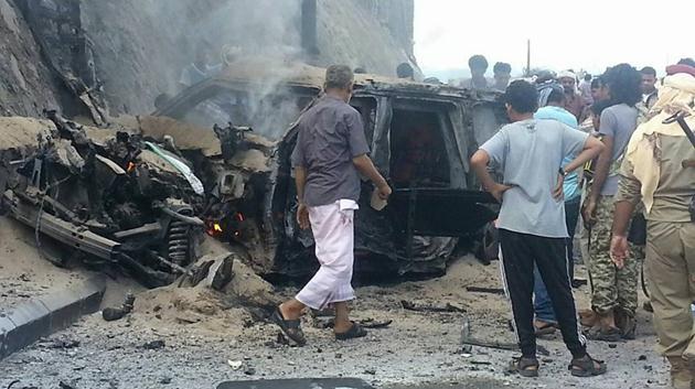 yemen-aden saldırı-Cafer Muhmamed Saad