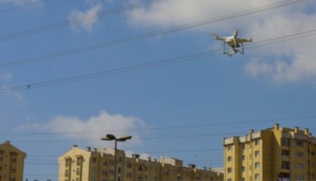 başakşehir drone2