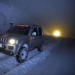 Isparta'nın 2 bin 635 metre zirveli Davraz Kayak Merkezi'ne mevsiminin ilk karı yağdı.