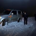 Düzce'nin Gölyaka İlçesi Kardüz Yaylası'na piknik için çıkan 7 kişi aşırı kar yağışı nedeni ile yaylada mahsur kaldı. Şahıslar 5 saatlik uğraşlar sonucunda bulundukları yerden kurtarıldılar.