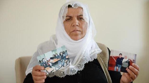 Osman Karadeniz'in annesi, Genelkurmay'a çağrı yaparak oğlunun bulunmasını istemişti.