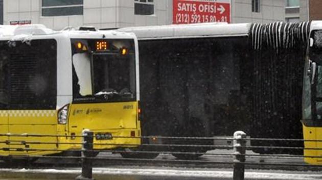 metrobüs-kaza