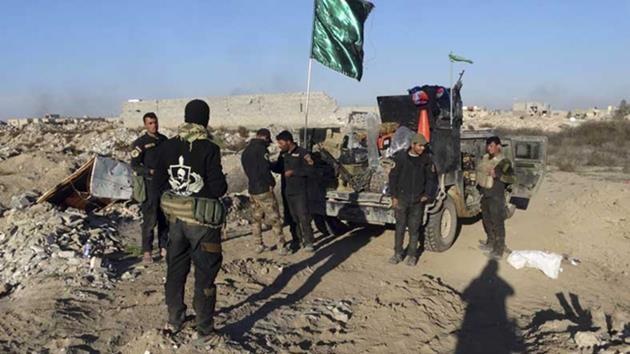 ramadi-ırak ordusu-şii milisler