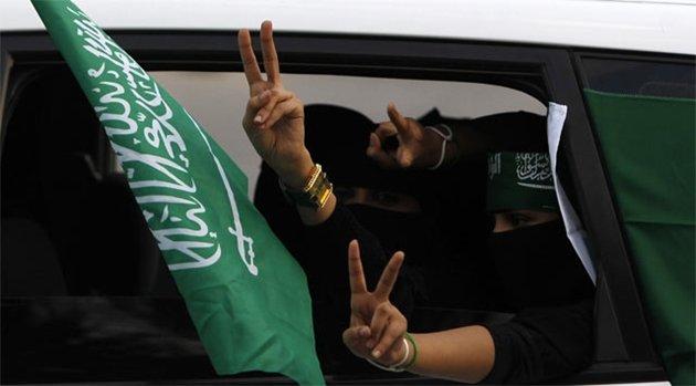 suudi arabistanda kadınlar oy kullandı