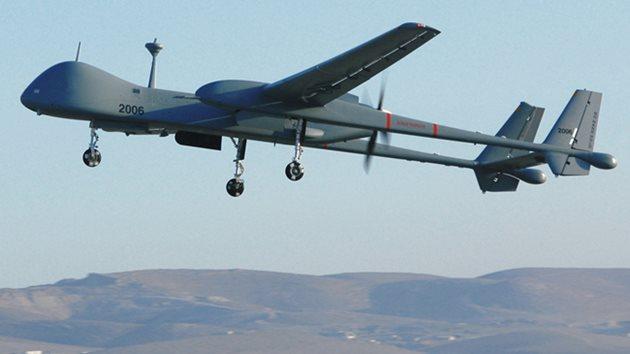 """İsrail'e ait """"Heron TP""""ya operasyon!"""