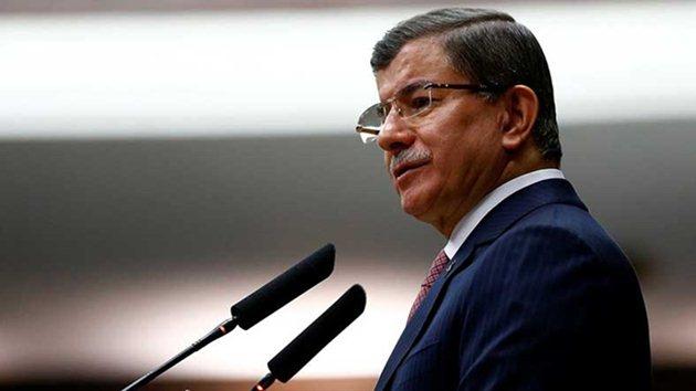 """Davutoğlu'dan """"dokunulmazlık"""" açıklaması"""