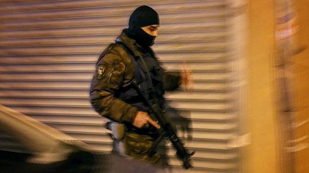 istanbul operasyon polis