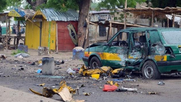 Nijerya'da köye Boko Haram baskını: 86 ölü