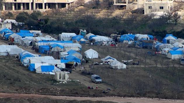 2 günde bin 635 sığınmacı kabul edildi!