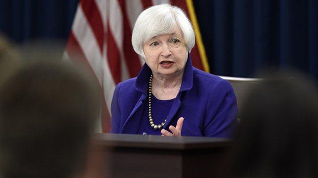 """Janet Yellen'dan """"ihtiyat"""" mesajı"""