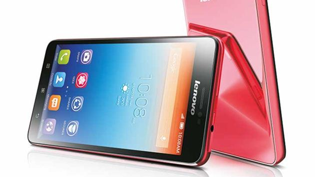 Lenovo'dan yeni telefon