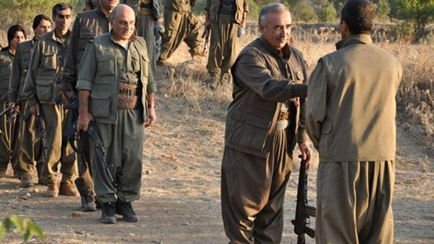 47 PKK'lı hakkında kırmızı bülten talebi