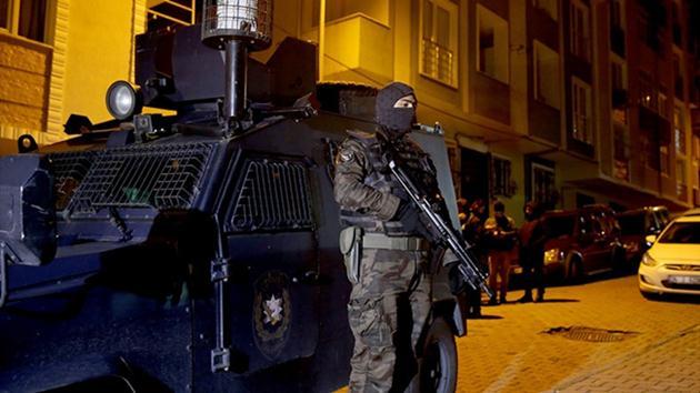 PKK operasyonları: 54 gözaltı