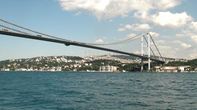 """İstanbul Boğazı'nın altına """"Yürüme Tüneli…"""""""
