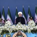 İran'da her yıl Ordu Günü etkinlikleri yapılıyor. Başkent Tahran'daki gövde gösterisine İran Cumhurbaşkanı Hasan Ruhani ve ordu komutanları katılıyor.