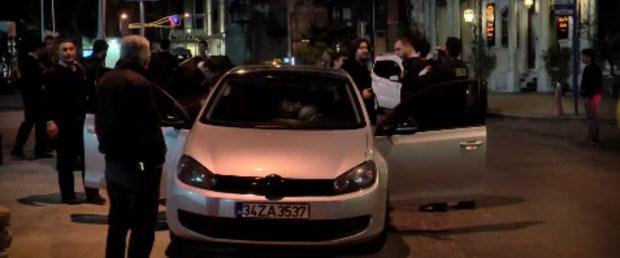 Beyoğlu'da otopark görevlisi öldürüldü