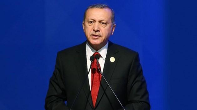 """Erdoğan: """"Sonuna kadar devam edeceğiz"""""""