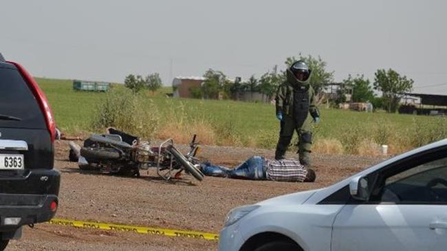 Şanlıurfa'da çatışma: 3 terörist öldürüldü