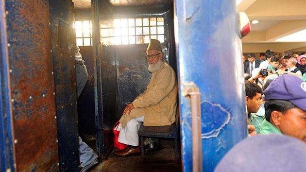 Motiur Rahman Nizami idam edildi!