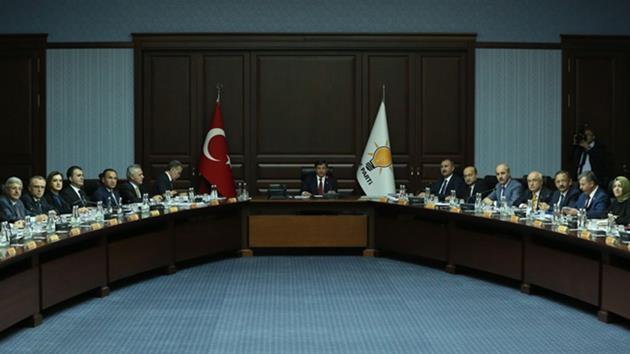 AK Parti genel başkan adayını saat 14.00'te  açıklayacak