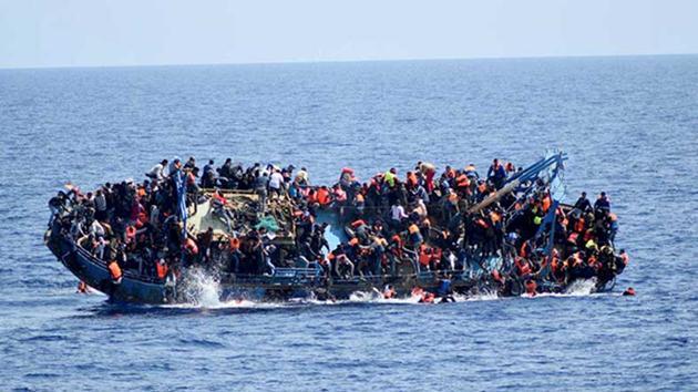 5 ayda 2 bin 510 mülteci öldü