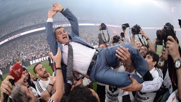 Ve şampiyon Beşiktaş!