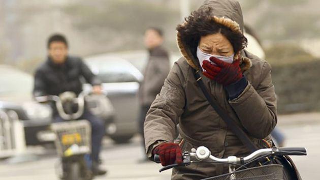 """""""Hava kirliliği 7 milyon can alıyor"""""""