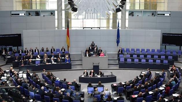 """Alman Meclisi'nden """"soykırım"""" iddialarına onay"""
