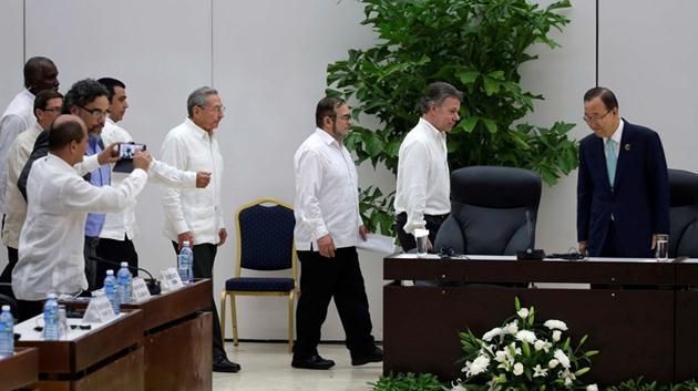 Kolombiya-FARC