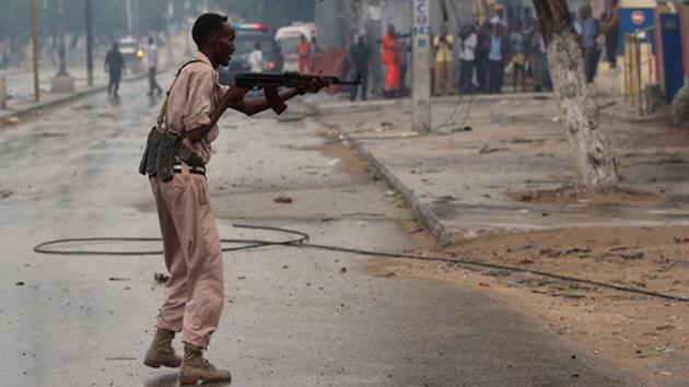 Otele saldırı: 15 ölü, 25 yaralı!