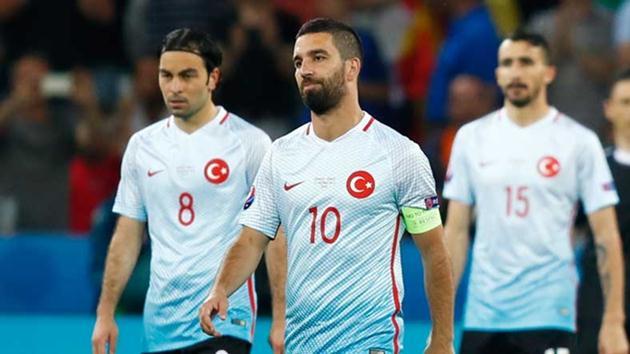 Türkiye EURO 2016'ya veda etti!
