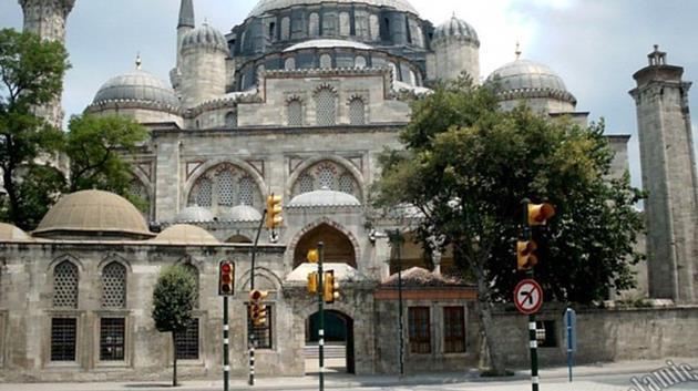 vezneciler-saldırı-Şehzade Camii